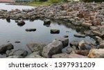toyohashi mikawa seaside green ... | Shutterstock . vector #1397931209