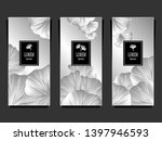 set template for package or... | Shutterstock .eps vector #1397946593