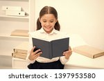 exciting literature concept.... | Shutterstock . vector #1397953580
