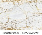 marble seamless pattern with... | Shutterstock .eps vector #1397960999