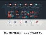 timeline vector infographic....   Shutterstock .eps vector #1397968550