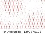 light red vector template with... | Shutterstock .eps vector #1397976173