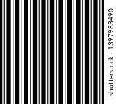 seamless vertical stripes... | Shutterstock .eps vector #1397983490