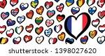 song festival euro songfestival ... | Shutterstock .eps vector #1398027620