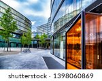 VIENNA,AUSTRIA - May 11,2019: Erste Campus Belvedere modern buildings development site in central Vienna. The new district will feature an urban mix of office,residential buildings and cultural centre - stock photo