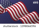 4th of july happy independence... | Shutterstock .eps vector #1398066596