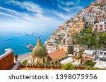 Beautiful Positano On Hills...
