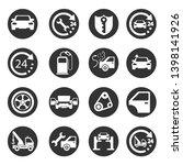 car service  auto detailing ... | Shutterstock .eps vector #1398141926