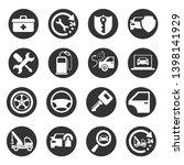 car service  auto detailing ... | Shutterstock .eps vector #1398141929