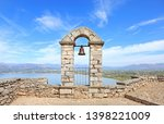 nafplio greece  may 10 2019 ... | Shutterstock . vector #1398221009