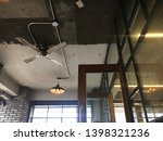 cafe interior  decorative... | Shutterstock . vector #1398321236