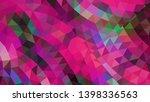 geometric design. colorful...   Shutterstock .eps vector #1398336563