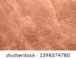 Abstract Brushed Copper Surfac...