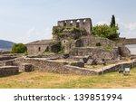 ruins of ioannina castle ... | Shutterstock . vector #139851994