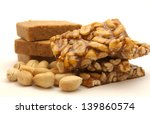 peanuts sweets | Shutterstock . vector #139860574