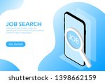 job search. concept search on...