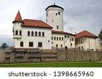 zilina  slovakia   may 12  2019 ... | Shutterstock . vector #1398665960