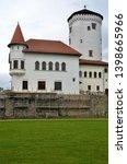 zilina  slovakia   may 12  2019 ... | Shutterstock . vector #1398665966