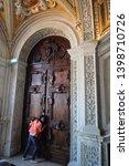 venice  veneto  italy   april...   Shutterstock . vector #1398710726