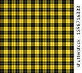 tartan plaid. scottish pattern... | Shutterstock .eps vector #1398716333