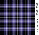 tartan plaid. scottish pattern... | Shutterstock .eps vector #1398717389