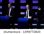 brussels  belgium. 15th may... | Shutterstock . vector #1398772820