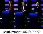 brussels  belgium. 15th may... | Shutterstock . vector #1398774779