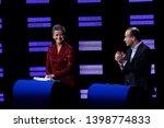 brussels  belgium. 15th may... | Shutterstock . vector #1398774833