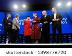 brussels  belgium. 15th may... | Shutterstock . vector #1398776720