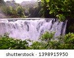 Waterfalls In Shifen Village...
