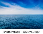Beautiful Sea Landscape With...