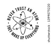 vintage science illustration... | Shutterstock .eps vector #1399075220