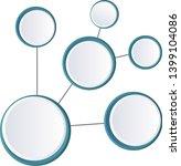 vector  abstract  information...   Shutterstock .eps vector #1399104086