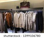 fashion men's clothing retail... | Shutterstock . vector #1399106780