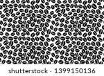 background wirh coffee beans....   Shutterstock .eps vector #1399150136