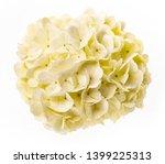 white viburnum flowers in the... | Shutterstock . vector #1399225313