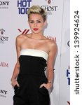 Miley cyrus at the 2013 maxim...