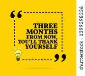 inspirational motivational... | Shutterstock . vector #1399298336