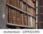trinity college library  dublin ... | Shutterstock . vector #1399321493