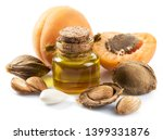 apricot kernel oil and apricot... | Shutterstock . vector #1399331876
