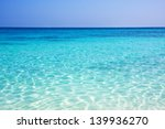 blue sky and sea background.... | Shutterstock . vector #139936270
