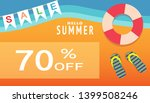 tropical and summer time... | Shutterstock .eps vector #1399508246
