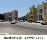 jo o pessoa   pb  brazil  ...   Shutterstock . vector #1399542596