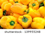 Organic Yellow Bell Pepper In...