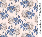 fashionable pattern in small... | Shutterstock .eps vector #1399676636