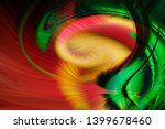 abstract art screensaver.... | Shutterstock . vector #1399678460