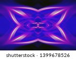 abstract art screensaver.... | Shutterstock . vector #1399678526