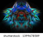 abstract art screensaver.... | Shutterstock . vector #1399678589
