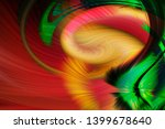 abstract art screensaver.... | Shutterstock . vector #1399678640