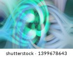 abstract art screensaver.... | Shutterstock . vector #1399678643